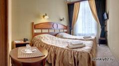 Мини отели и гостиницы в центре Петербурга